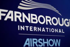 MISSION SUR FARNBOROUGH AIRSHOW