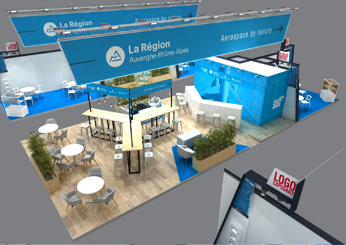 aerospace cluster  u00bb salon du bourget 2019